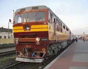 В Харьков - новым поездом
