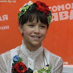 Украинка стала Юной мисс мира