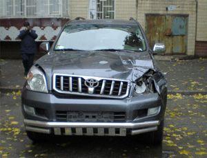 Водитель, сбивший на зебре трех женщин, оказался сотрудником прокуратуры