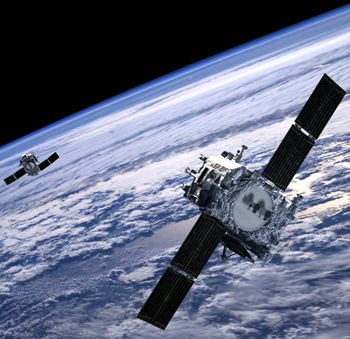 В Днепропетровске будут делать украинские спутники связи