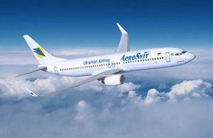Пассажиропотоки через украинские аэропорты увеличились до 8 млн. человек