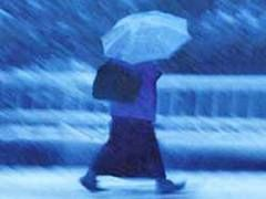 Завтра в Украине пройдет мокрый снег