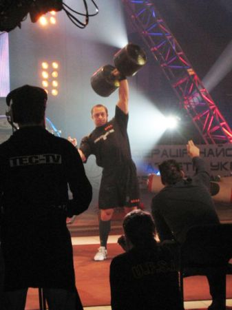 Чемпион Мира ВИТАЛИЙ ГЕРАСИМОВ в гостях у DneprNewsInfo