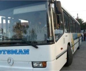 Большим автобусам, которые недавно появились в городе, уже много лет
