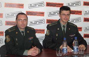 Сергей ПОЛУЦЫГАН: «При таком спросе на армию мы можем отбирать людей по подходящим морально-деловым качествам»