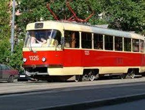 Трамвай №15 в Днепропетровске пустят уже в понедельник