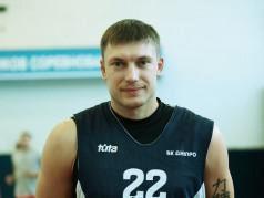 Андрей Лебедев покинул баскетбольный «Днепр»