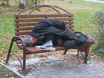 В Днепропетровске откроют ночлежку для бездомных