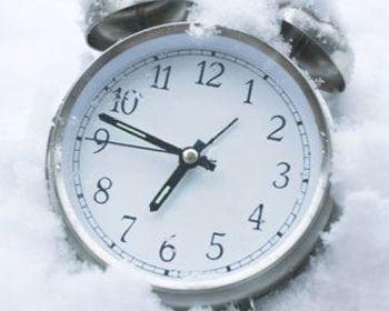 31 октября Украина переходит на зимнее время