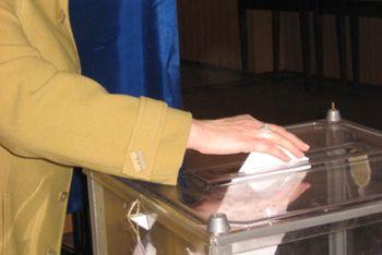 В Днепропетровске проголосовали 37% избирателей