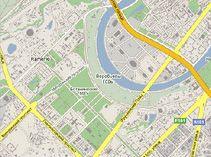 В Днепропетровске занялись созданием электронных карт города