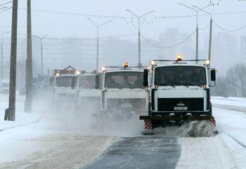 Коммунальщики подготовились к зиме