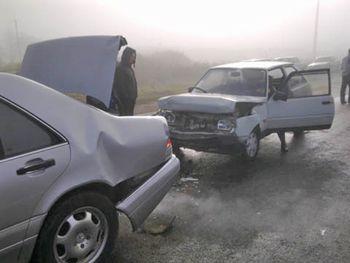 В последнюю неделю октября на запорожских дорогах произошло 45 ДТП