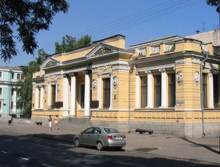Пополнение в Днепропетровском историческом музеи им. Д. Яворницкого