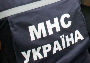 В Днепропетровске из-за утечки газа обрушилась часть дома