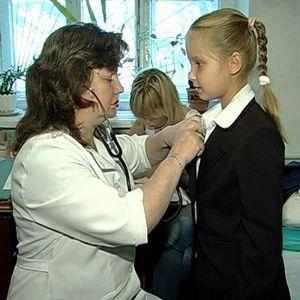В школах Днепропетровщины будут бороться со сколиозом и гастритом