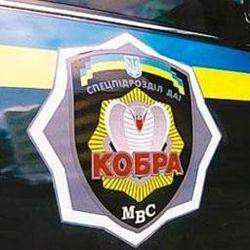 Спецподразделение Кобра вернулось на украинские дороги