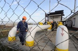 Украина увеличила объем транзита газа