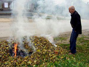 Днепропетровск тонет в токсичном дыму