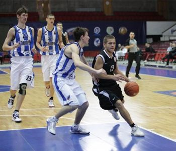 Баскетбольный «Днепр» уступил одесситам