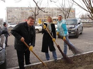 В Днепропетровске пройдет общегородской субботник