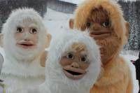 День Снежного человека отметили впервые
