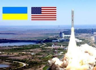 Украина отгрузила в США первую ступень ракеты Taurus-II.