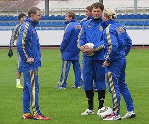 Украина еще опустилась в рейтинге ФИФА