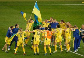 Украина и Швейцария сыграли вничью