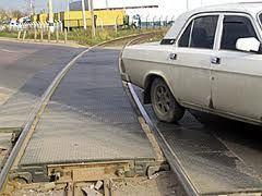 Железнодорожные переезды приводят в порядок