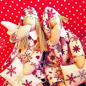 В Запорожье покажут кукол «от кутюр»