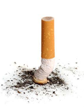 Сигареты затушат квотой