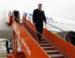 Судьбу Налогового кодекса Янукович решит в аэропорту