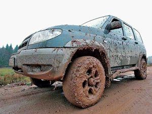 За грязные колеса на дорогах будут штрафовать