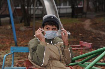Донецкие школы закрывают из-за угрозы эпидемии ОРЗ