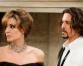 Джонни Деппу понравилось сниматься с Анджелиной Джоли