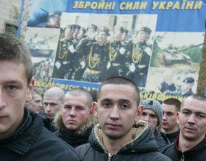В Украине завершилась призывная кампания