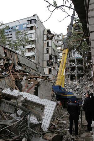 Для суда по взрыву в многоэтажке на Мандрыковской сняли ДК