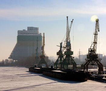 В Днепропетровск будут ходить иностранные суда