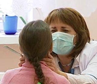 В девяти областях Украины началась эпидемия гриппа