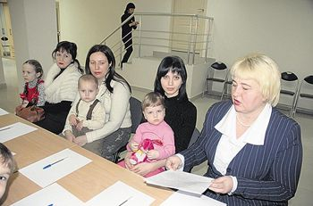 Днепропетровский профсоюз домохозяек соберет «коллег» со всей Украины