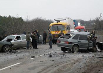 На Николаевщине в ДТП погибли граждане России