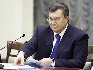 Янукович подписал указ о победе над турками