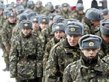 Украинская армия станет контрактной через 15 лет
