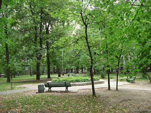 На реконструкцию парка им. Ленина уйдет 4 года и 27 млн гривен