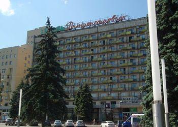 Гостиница Днепропетровск вернулась в собственность города