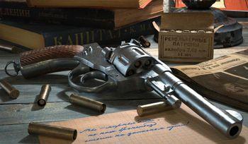 Безработная днепропетровчанка хранила 2 пистолета