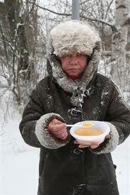 В Киеве создан штаб помощи бездомным