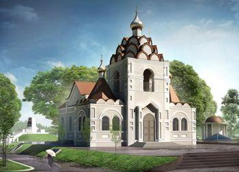 В Севастопольском парке возродят мемориальный храм