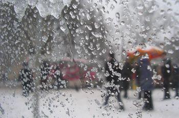 На дорогах Днепропетровска возможен гололед